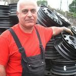 Garnik Zaynalvand, Verkauf Reifen